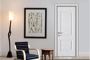 What is a full wooden door, what brand is better?