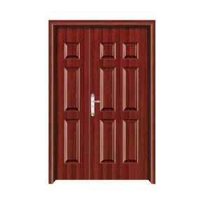 Nano-environmental doorZX-1023 Rosewood