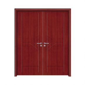 Nano-environmental doorZX-1025 Rosewood
