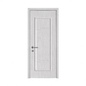 Nano wooden doorZXQ-1081 Open rub silver
