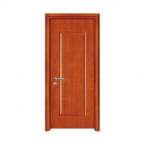 Nano wooden doorZXQ-1081 Teak A color