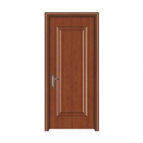 Nano wooden doorZXQ-1083 Teak A color