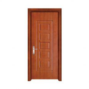 Nano wooden doorZXQ-1086 Teak A color