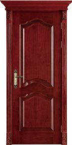 Solid wood doorPK4-205